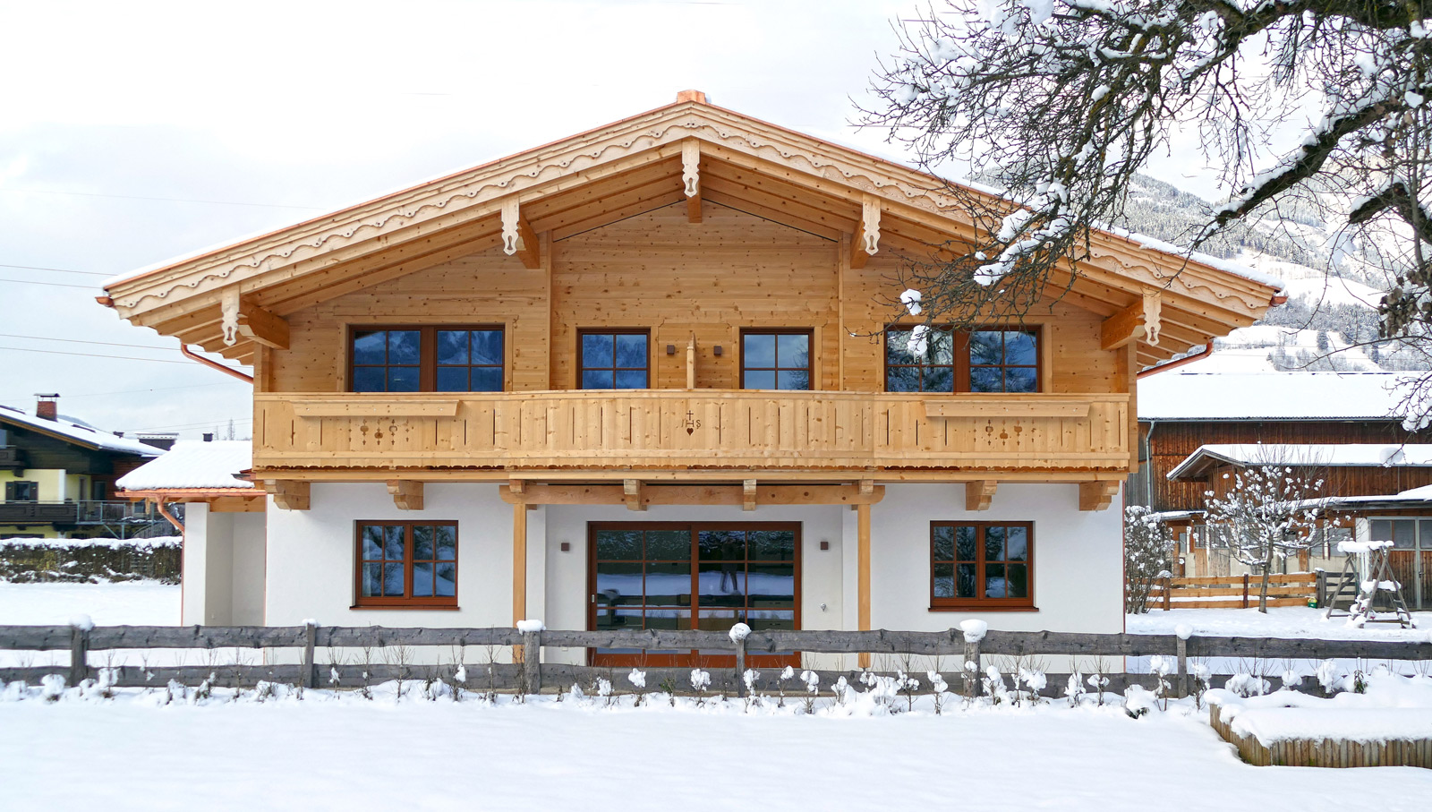 unser neues Landhaus am Ginzhof