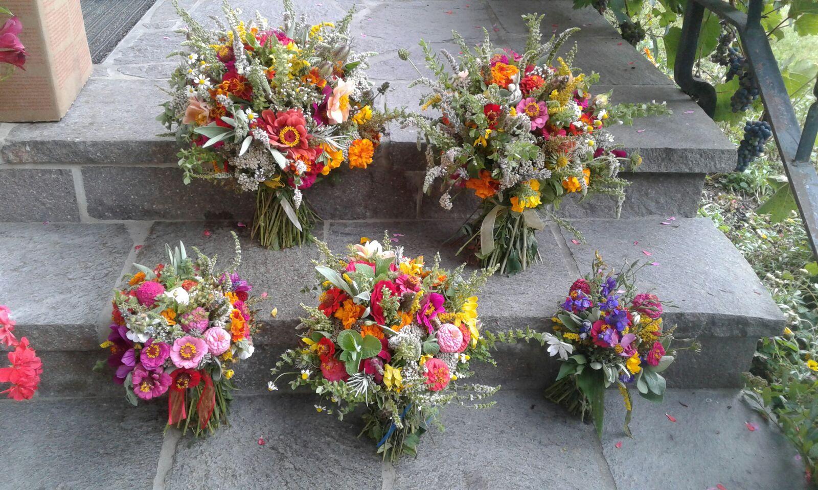 Blumen vom Ginzhof